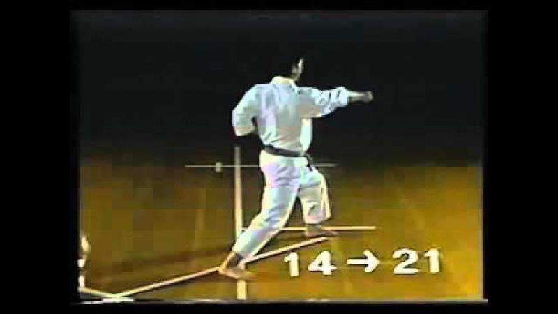Heian Yondan JKA Osaka Sensei