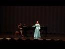 """Ария Церлины из оперы Моцарта """"Дон Жуан"""""""