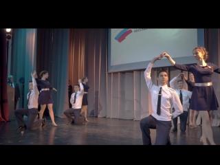 Военный вальс - танцуют кадеты!