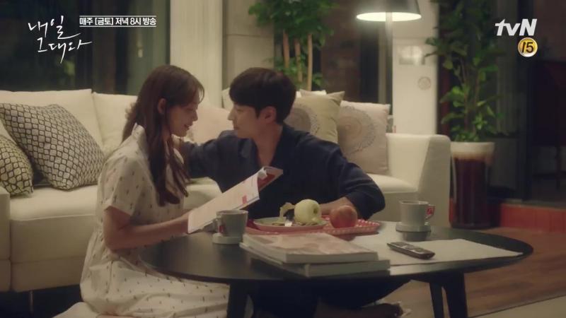 Tomorrow, With You [예고] 달달 신혼부부 신민아♥이제훈, 결혼은 미친 짓 170217 EP.5