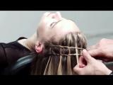 Matrix Style Link- Ободок из кос