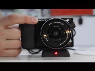 Sony α6000 со сменной оптикой