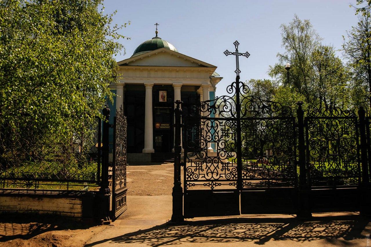 Церковь Михаила Архангела в Очёре