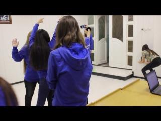 Интереснейший Mannequin Challenge от Калмыцкого Государственного Университета | Калмыкия