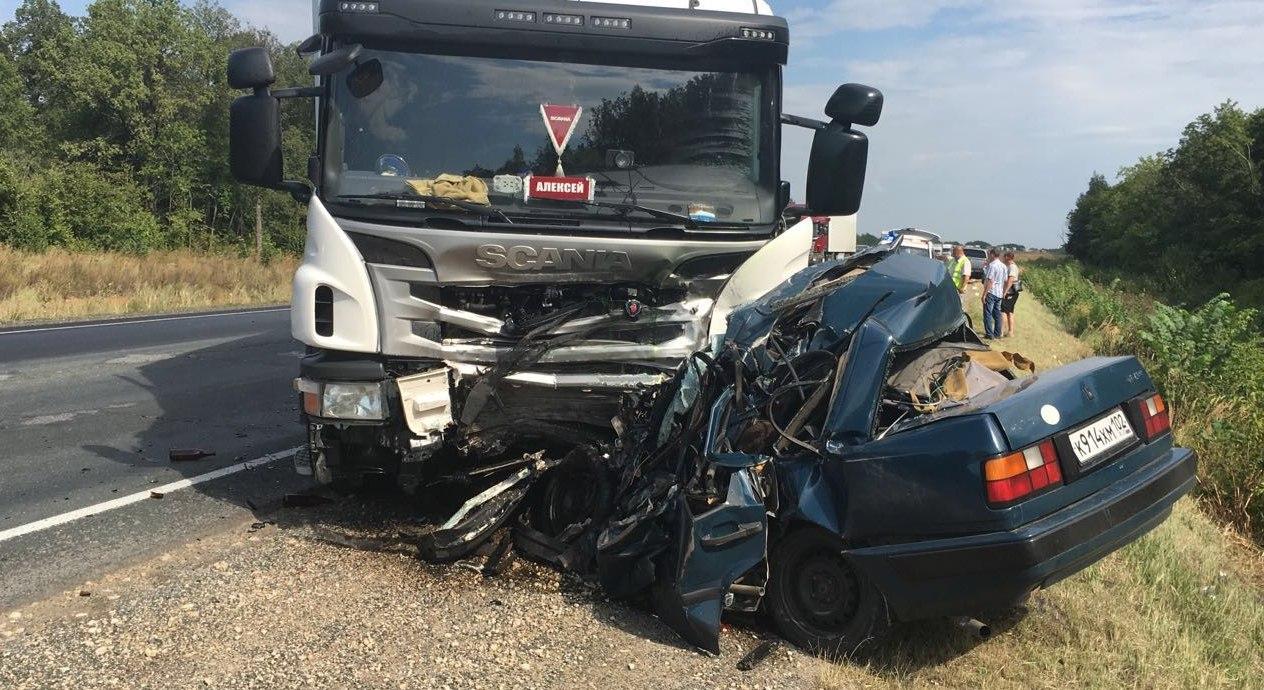 авария возле актюбиский азнакаевский район с вольво