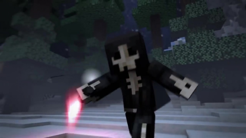Minecraft_Zvezdnie_voini_-_v_temnii_Zari_[_Minecraft_Animaciya_]