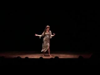 Baladi sagattes - Melinda Danse Orientale - @ 'Mercedes Ya Amar' Paris - France 1818