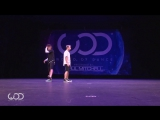 Emilio Dosal  Phillip Chbeeb _ World of Dance Hawaii 2016