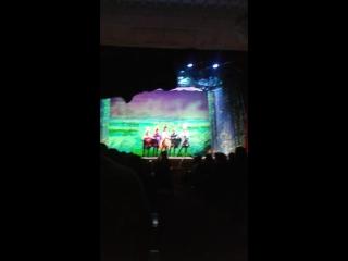 На премьере мюзикла театра ''Карамболь' 'Гадкий утенок'2