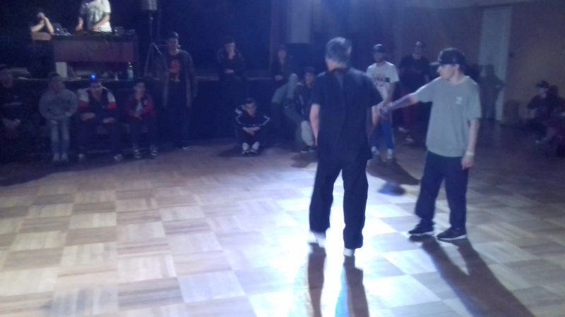 Footwork quarter-final 4 Kings of the Underground 2017