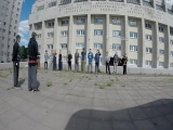 Ознакомительный семинар I от Академии Паркура (04.06.16) / Spb Parkour Academy - Seminar #1