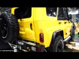 UAZ HUNTER 4x4 Offroad Tuning