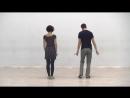 Видео-уроки Буги-вуги (Boogie-woogie). Beginners. Lesson 5. Triple step (eng subs)