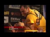 Brzenk - Oncescu - Zloty tur 2007 left hand man open semi-final
