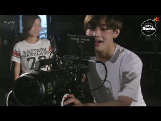 [BANGTAN BOMB] 'WINGS' Short Film Special - Stigma (Camera Director: V)