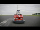 Watch as The Stig pilots Colin furze's mad, bad bumper car to a new world record