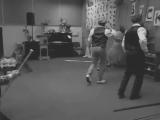 Школа Соломона Пляра, школа бальных танцев, две шаги налево, две шаги направо(1)