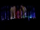 Постановка на поющем фонтане, Варшава день конституции 3.05.2016