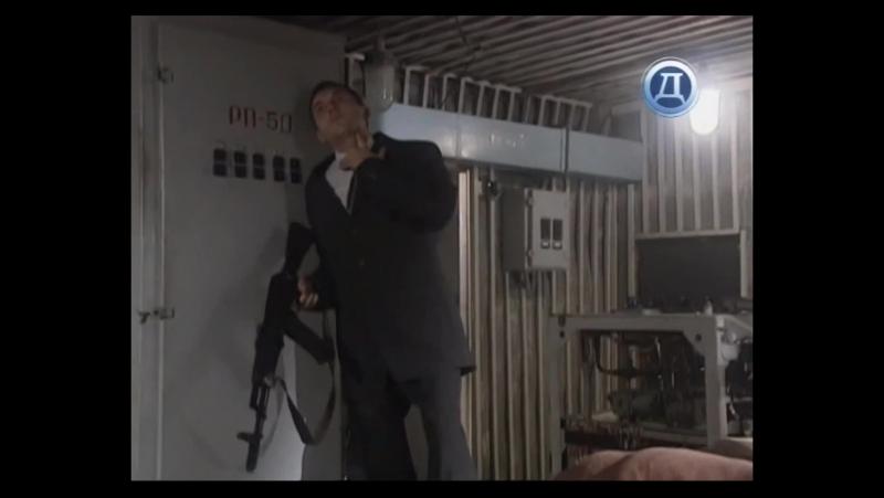 Агент национальной безопасности 3 9 серия свидетель на канале Русский Детектив