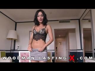 Ines Lenvin - Woodman Casting X вудман кастинг