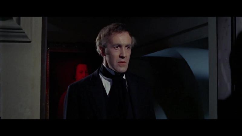 Дракула: Принц тьмы / Dracula: Prince of Darkness (1966) / ужасы / DVO, НТВ / 720p