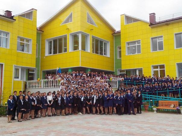 Новое здание Чурапчинской гимназии 😍