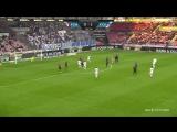 Peter Ankersen incredible free kick for FC København against FC Midtjylland (Danish Superliga)