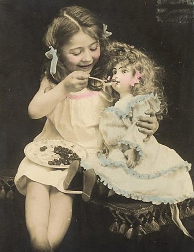 """Будуарная кукла на сайте fartushnaya.ru. Искусство куклы. Магазин """"Кукольное творчество""""https://www.livemaster.ru/sozdaniye"""