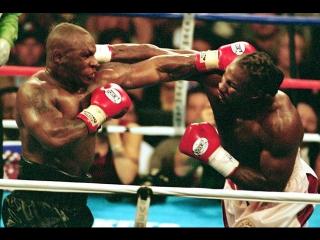 Тайсон - Льюис лучшие моменты / Lennox Lewis vs Mike Tyson (highlights)