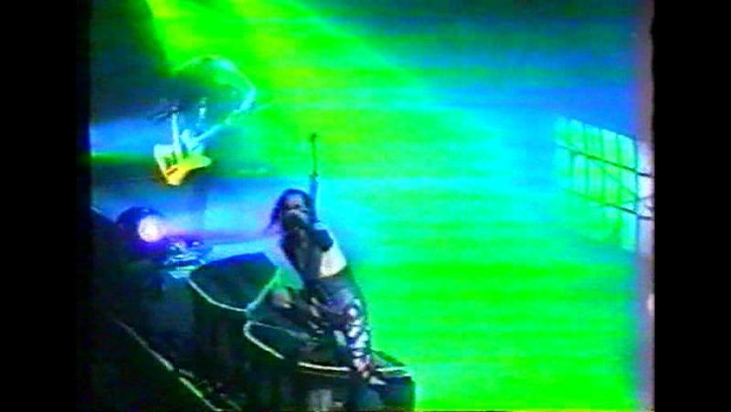 Marilyn Manson - Pala Malaguti, Bologna, Italy (06.02.2001)