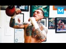 Gabriel Rosado Boxing Training | Muscle Madness