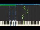 [Synthesia] Megurine Luka & Kagamine Rin -  ANTI THE  ∞  HOLiC