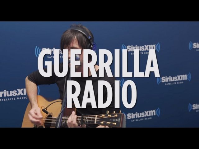 Sick Puppies Guerrilla Radio (Rage Against the Machine Cover) SiriusXM Octane