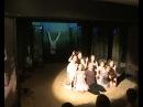 «Голубь в Сантьяго» — премьера на сцене Старооскольского театра