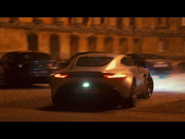 007 Спектр Видео со съёмок 2 2015