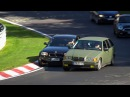 Dangerous Situations at the Nürburgring Bad Driving Collisions and Unsafe Situations Nordschleife