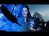 The Witcher 3 Wild Hunt Yennefer Of Vengerberg Tribute