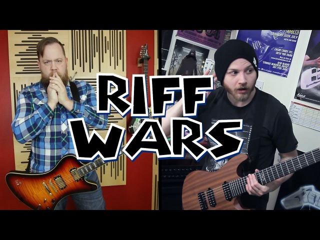 Riff Wars 4: Pete Cottrell