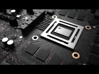 Xbox One Project Scorpio Announcement Reel - E3 2016