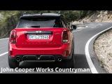 2017 MINI John Cooper Works Countryman ALL4