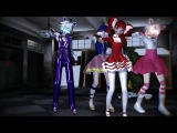 MMD FNAFSL Welcome Back (Baby, Ballora, Funtime Freddy, Funtime Foxy)
