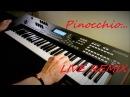 Pinocchio - Live Trance Remix 2015 by Piotr Zylbert - Yamaha moXF6 - Poland (HD)