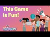 Tic Tac Toe  Hangman -  Easy ESL Games Video#34