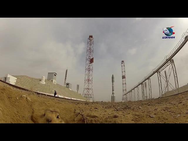 Диверсант на запуске Протон-М