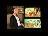 Tom Hiddleston Shere Khan and Kaa The Jungle Book impersonations