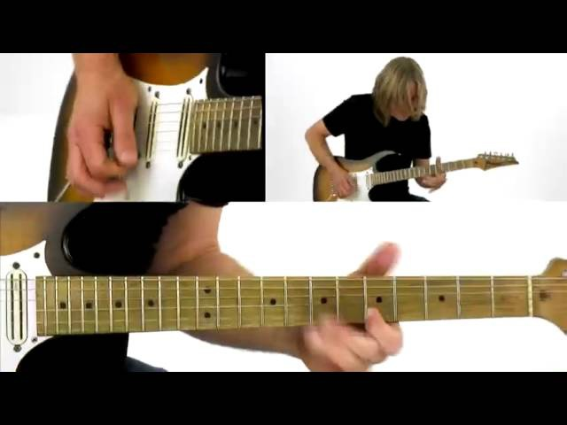 Blues Guitar Lesson 8 Modal Playing Andy Timmons