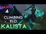 Gosu - Climbing Elo - KALISTA (Game 4)
