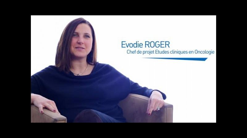 Evodie Roger Chef de projet études cliniques chez Servier