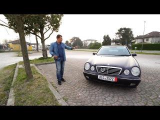 MB E320CDI W210 В каком состоянии можно найти его в Германии?