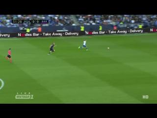 Малага 1:0 Барселона | Гол Сандро